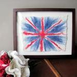 Felted Union Jack
